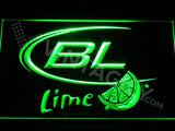 BL Lime LED Sign