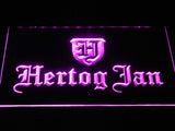 Hertog Jan Bar Holland Beer LED Sign - Purple - TheLedHeroes