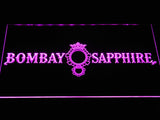 FREE Bombay Sapphire Gin LED Sign - Purple - TheLedHeroes
