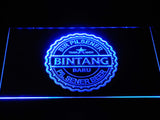 Bintang Beer LED Sign - Blue - TheLedHeroes