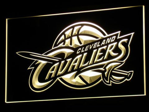 Cleveland Cavaliers Wall LED Sign