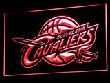 FREE Cleveland Cavaliers Wall LED Sign - Red - TheLedHeroes