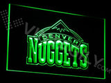 FREE Denver Nuggets LED Sign - Green - TheLedHeroes