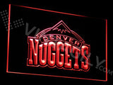 FREE Denver Nuggets LED Sign - Red - TheLedHeroes