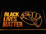 Black Lives Matter LED Sign - Multicolor - TheLedHeroes