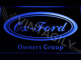 Ford Owners Group LED Neon Sign Electrical - Blue - TheLedHeroes