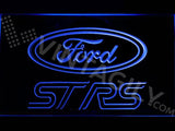 Ford ST/RS LED Neon Sign Electrical - Blue - TheLedHeroes