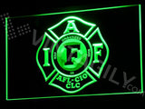 Fire Rescue IAFF FireFighters NR LED Sign