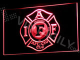 Fire Rescue IAFF FireFighters NR LED Sign -  - TheLedHeroes