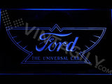 Ford The Universal Car LED Neon Sign Electrical - Blue - TheLedHeroes