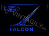 Ford Falcon LED Neon Sign Electrical - Blue - TheLedHeroes