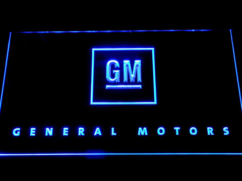 General Motors LED Sign