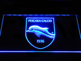 FREE Delfino Pescara 1936 LED Sign - Blue - TheLedHeroes
