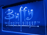 Buffy the Vampire Slayer LED Neon Sign Electrical - Blue - TheLedHeroes