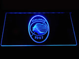 FREE Atalanta B.C. LED Sign - Blue - TheLedHeroes