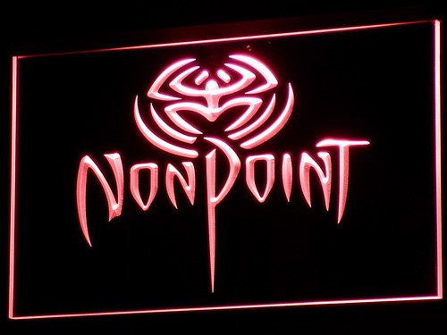 FREE Nonpoint LED Sign - Red - TheLedHeroes