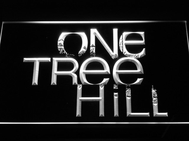One Tree Hill LED Sign - White - TheLedHeroes
