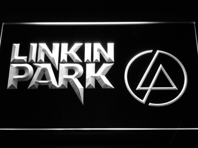 Linkin Park LED Sign - White - TheLedHeroes