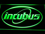 Incubus LED Sign - Green - TheLedHeroes