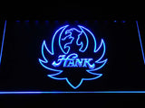 Hank Williams LED Sign - Blue - TheLedHeroes