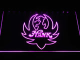 Hank Williams LED Sign - Purple - TheLedHeroes