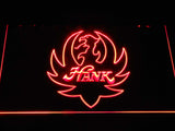 Hank Williams LED Sign - Red - TheLedHeroes