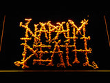 Napalm Death LED Sign - Multicolor - TheLedHeroes