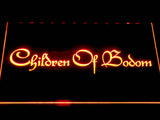 Children of Bodom LED Sign - Orange - TheLedHeroes
