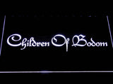 Children of Bodom LED Sign - White - TheLedHeroes