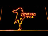 Jethro Tull LED Sign - Orange - TheLedHeroes