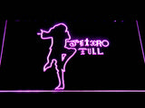 Jethro Tull LED Sign - Purple - TheLedHeroes