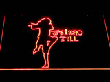 Jethro Tull LED Sign - Red - TheLedHeroes