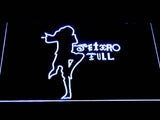 Jethro Tull LED Sign - White - TheLedHeroes