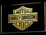 Harley Davidson LED Sign - Multicolor - TheLedHeroes