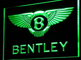 Bentley LED Sign - Green - TheLedHeroes