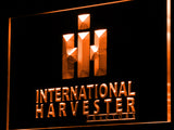 International Harvester Tractor LED Sign - Orange - TheLedHeroes
