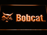 Bobcat Service LED Sign - Orange - TheLedHeroes