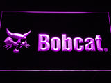 Bobcat Service LED Sign - Purple - TheLedHeroes