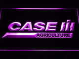 Case International Harvest Harvester LED Sign - Purple - TheLedHeroes