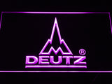 Deutz LED Sign - Purple - TheLedHeroes