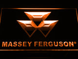 Massey Ferguson Tractor LED Sign - Orange - TheLedHeroes