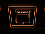 Oliver Tractor LED Sign - Orange - TheLedHeroes