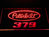 FREE Peterbilt 379 LED Sign - Red - TheLedHeroes