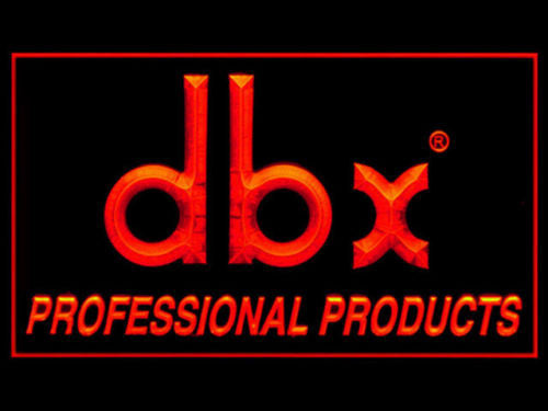 DBX Signal Professional LED Sign - Red - TheLedHeroes