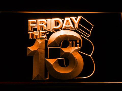 Friday The 13th LED Sign -  - TheLedHeroes