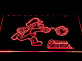Super Mario LED Sign - Red - TheLedHeroes