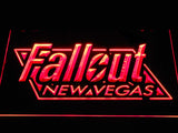 FREE Fallout New Vegas Led Sign - Red - TheLedHeroes