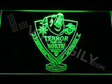 1st Battalion 24th Marines LED Neon Sign Electrical - Green - TheLedHeroes