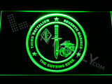 FREE 3rd Battalion 7th Marines LED Sign - Green - TheLedHeroes