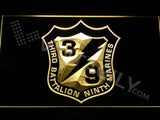 3rd Battalion 9th Marines LED Neon Sign USB -  - TheLedHeroes